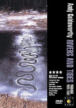 Andy Goldsworthy: Rivers and Tides (DVD)