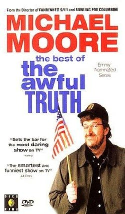 Michael Moore the Best of the Awful Truth (DVD)