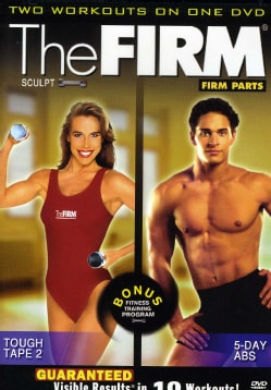 The Firm: Parts - 5 Day Abs/Tough Tape 2 (DVD)