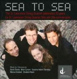 St. Lawrence String Quartet - Sea to Sea