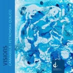 Constantine Caravassilis - Caravassilis: Visions: The Complete Books of Rhapsodies and Fantasias