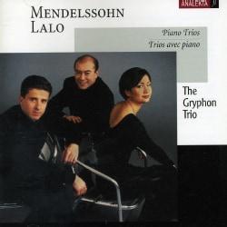 Gryphon Trio - Mendelssohn/Lalo:Piano Trios
