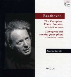 Anton Kuerti - Beethoven:Complete Piano Sonatas