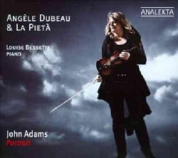 Angele Dubeau - Adams: Portrait