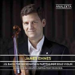 James Ehnes - Bach: The Six Sonatas & Partitas for Solo Violin