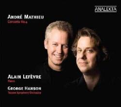 Alain Lefevre - Mathieu: Concerto No 4