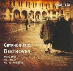 Gryphon Trio - Beethoven: Piano Trios Op. 1, No 2