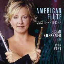 Lydia Wong - American Flute Masterpieces