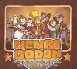 HENRI GODON - CHANSONS POUR TOUTES SORTES D