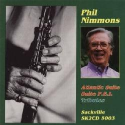 Phil Nimmons - The Atlantic Suite/Suite P.E.I./Tributes