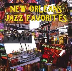 Various - New Orleans Jazz Favorites