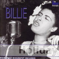 Billie Holiday - Jazz Biography Series