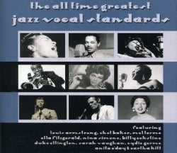 Various - All Time Greatest Jazz Vocal Standards