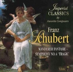 Franz Schubert - Wanderer Fantasie-Symphony No. 4 Tragic