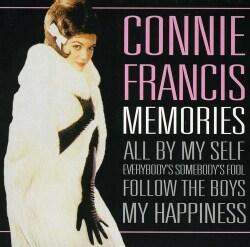 Connie Francis - Memories