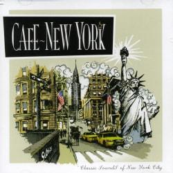 Various - Cafe New York