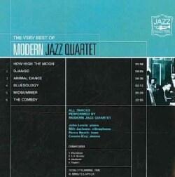 Modern Jazz Quartet - The Very Best Modern of Jazz Quartet