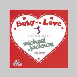 BAND OF THE SWEET DREAMS - BABY LOVE-MICHAEL JACKSON