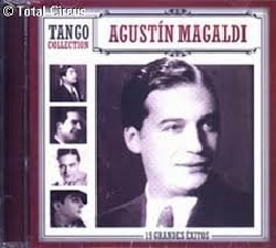 AGUSTIN MAGALDI - TANGO COLLECTION-19 GRANDES EXITOS