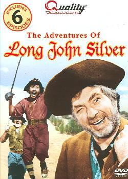 The Adventures of Long John Silver (DVD)