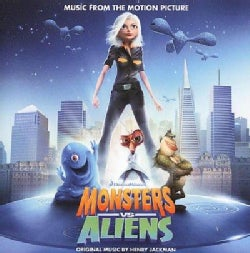 Henry Jackman - Monsters Vs. Aliens (OSC)