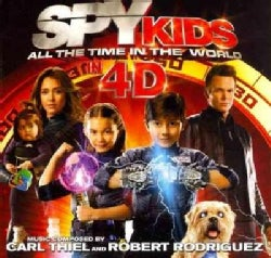 Various - Spy Kids: All The Time In The World (OST)