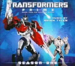 Brian Tyler - Transformers Prime: Season One (OSC)