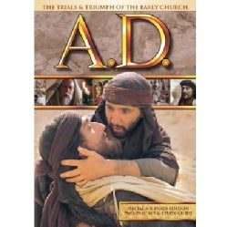 A.D The Trials and Triumphs of The Early Church (DVD)