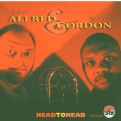 John Allred/W Gordon - Head to Head