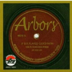 D Hyman/T Pletcher - If Bix Played Gershwin