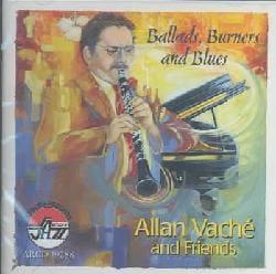Allan Vache - Ballads, Burners, & Blues