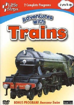 Adventures with Trains (DVD) - Thumbnail 0