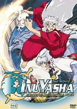 InuYasha The Movie 3: Swords Of An Honorable Ruler (DVD)