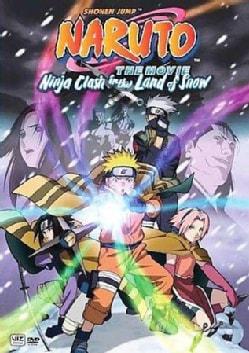 Naruto: The Movie: Ninja Clash in the Land of Snow (DVD)