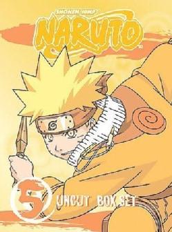 Naruto Uncut Box Set Vol 5 (Special Edition) (DVD)
