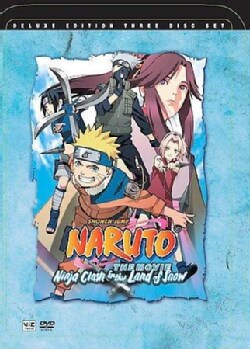 Naruto: The Movie: Ninja Clash in the Land of Snow (Deluxe Edition) (DVD)
