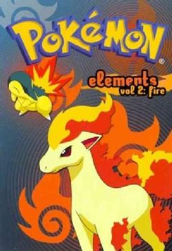 Pokemon Elements Vol 2: Fire (DVD)
