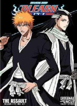 Bleach Box Set 5 (Uncut) (DVD)