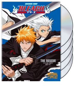Bleach Box Set 3: The Rescue (Limited Edition) (DVD)