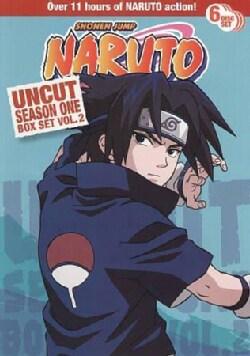 Naruto Uncut Season 1 Box Set Vol 2 (DVD)