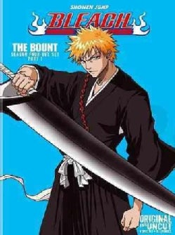 Bleach Uncut: Box Set 4 Part 1 (DVD)