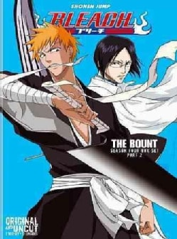 Bleach Uncut: Box Set 4 Part 2 (DVD)