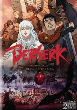 Berserk: The Golden Age Arc I- The Egg Of The King (DVD)