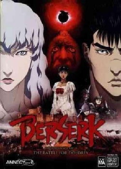 Berserk: The Golden Age Arc II- The Battle For Doldrey (DVD)