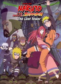 Naruto Shippuden The Movie: The Lost Tower (DVD)
