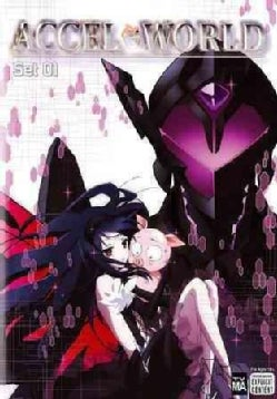 Accel World: Set 1 (DVD)