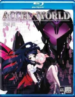 Accel World: Set 1 (Blu-ray Disc)