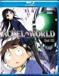 Accel World: Set 2 (Blu-ray Disc)