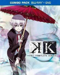 K: The Complete Series (Blu-ray Disc)