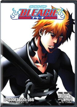 Bleach Uncut Set 26 (DVD)